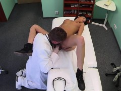 doctor-licks-and-fucks-patient-in-an-office