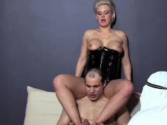 Mistresses, Arab, Foot Worship, Cuckold And Eating Cum