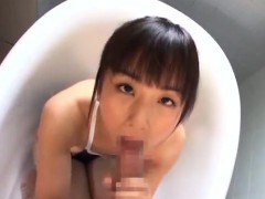 Young Beauty Gives Amazing Oral