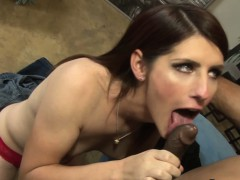 Hot Tranny Amy Daly Sucks Dick