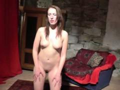 horny czech gf does gorgeous lapdance Striptease
