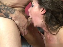 Amateur Couple Facial Cumshot