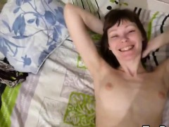 russian-housewife-playing-with-a-cock-pov