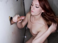 Redheaded Gloryhole Lover Ravaging