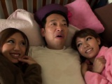 Asians guzzle in threeway