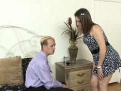 Ass Plowing Tgirl Facial
