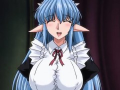 Incredible mystery anime clip with uncensored group, anal,