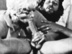 Retro Pornstar With Bigtits Fucked By A Big Cock