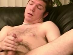 Gay Amateur Wanking Until He Blows