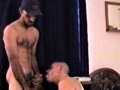 Straight Homemade Amateur Jerks His Big Cock