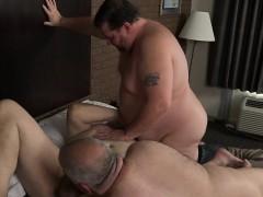 Big Hairy Daddy Three Way