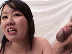 Slutty Asian Bitches Getting Plowed By Fat Dudes