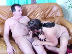 german-mom-with-monster-tits-in-casting-with-dad-for-money
