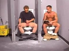 Amateur Stud Tugging On His Hard Cock Until He Cums