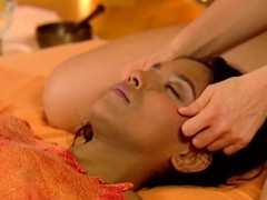 Lesbian Massage Sensation