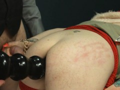 bdsm hardcore action with ropes and extreme copulate xxx.harem.pt