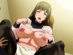 Anime Bitch With Curvy Ass Gets Licked