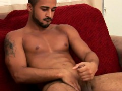 Beautiful Solo Penis Action