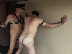 Scott Duran Flogged And Fucked Raw