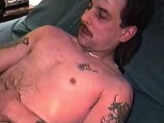 Amateur Mature Man Tim Beats Off