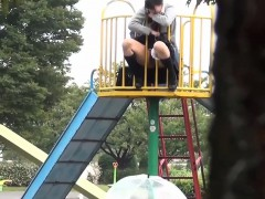 Japanese Teens Pee Shower