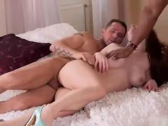 maxcuckold.com Husband And Friend Double Penetrate Cuckol