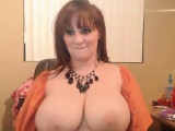 Super nice boobs on milfs teasing on cam