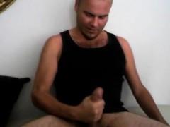 German Guy Caught On Skype