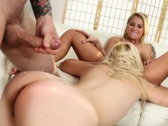 Samantharone's Hot Threesome