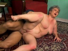 short-haired-mature-lady-with-big-hooters-orgasms-on-a-throbbing-cock