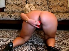 curvaceous-granny-in-high-heels-has-a-red-toy-pleasing-her-fiery-twat