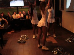 hot-cheerleaders-in-tiny-white-outfits-entertain-bar-custom