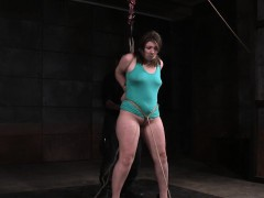 Fem Slave Clit And Nipple Punished By Maledom