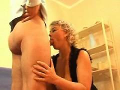 Tesha Seduced By A Horny Milf