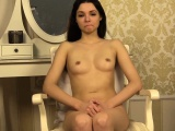 Ideal nympho gapes narrowed snatch and gets deflowered