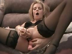 Nina Masturbates On Vid For Her Man.