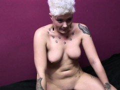 asian-femdom-pov-screws-short-hair-sub-kitty-with-strapon
