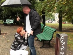 surprised-sex-kitten-in-lingerie-is-geeting-urinated-on-and