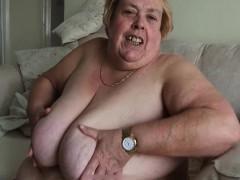 Grandma's Big Ass