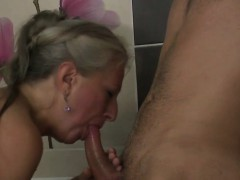 Mature Minx Wife Takes Young Cock Kaylee