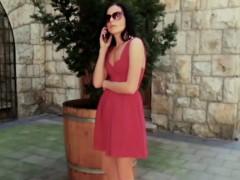 Sexy Daniella Rose Fucked During Casting In Pov