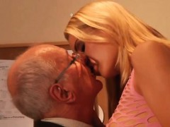 Old Dad Fuck Teen Girl Paul Stiff Ravage Christen