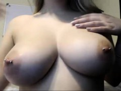 Nice Fat Boobies On Webcam Alysa Live