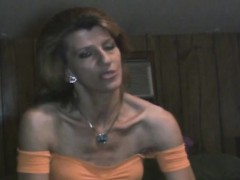Crack Whore Granny Fucked And Taking Cumshot Point Of View