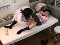 horny-asian-nurse-loves-it-when-she-gets-schoolgirls-to-exa