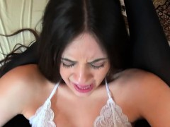 Teen Lucy Doll Gets Good Drilling From Hung Bf