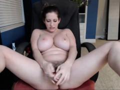 Hot BBW  pompe and masturbate