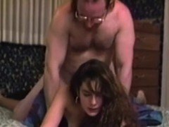real vintage babe penetrated by oldman