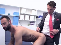 Muscle Wolf Anal Sex And Facial