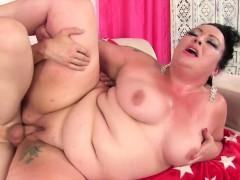 mature plumper takes huge young cock xxx.harem.pt